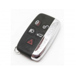 ​LLAND ROVER Range Rover Vogue Sport Discovery Freelander 5 Button Keyless Entry Remote 434Mhz Smart Key