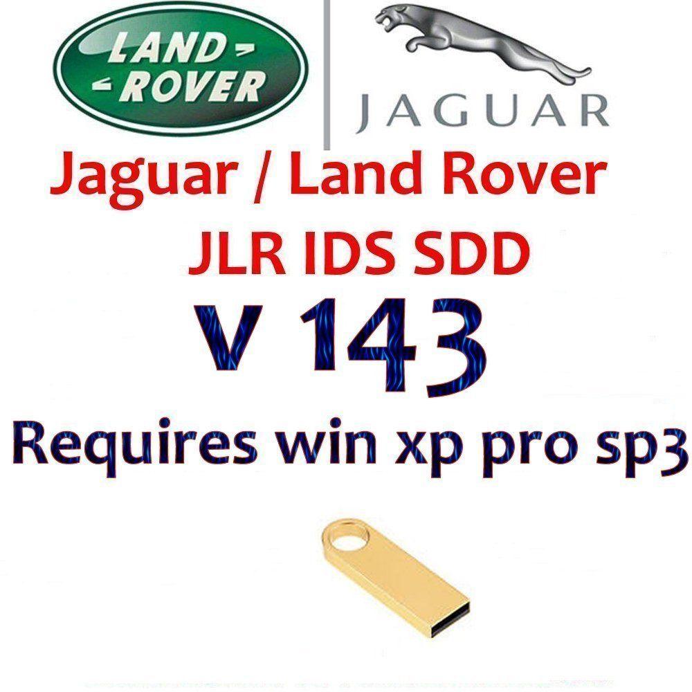 Jaguar / Land Rover JLR SDD V143 Any Jaguar 2005-2015