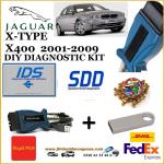 Jaguar X-Type X400 2001-2009 Diagnostics IDS SDD Tool, image