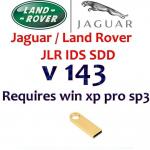 Jaguar / Land Rover JLR SDD V143 Any Jaguar 2005-2015 - Any Land Rover 2005-2015