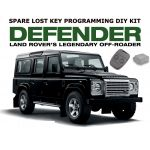 LANDROVER DEFENDER LUCUS FOB PROGRAMMER DIY KIT DONGLE compatible with all models upto 2012, image