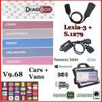 Diagbox v9.87 Peugeot Citroen Opel Workshop Diagnostics Programming  Tool, image