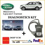 Discovery 5 L462 2017 - Current Land Rover Pathfinder DOIP DIY KIT, image