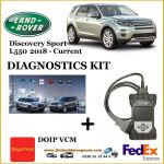 Discovery Sport L550 2018 - Current Land Rover Pathfinder DOIP DIY KIT, image