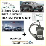 Jaguar E-Pace X540 2017 - current Diagnostics Pathfinder DOIP Tool, image