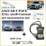 Jaguar F-Pace X761 2018 - current Diagnostics Pathfinder DOIP Tool, image