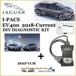 Jaguar I-Pace EV400 2018 - current Diagnostics Pathfinder DOIP Tool, image