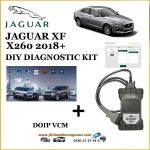 Jaguar XF X260 2018 - current Diagnostics Pathfinder DOIP Tool, image