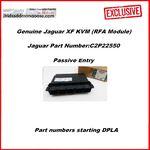 Genuine Jaguar XF KVM (RFA Module) - With Passive Entry (C2P22550) 8G9N, image
