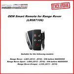 OEM Smart Remote for Range Rover (LR087106), image