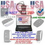 USA JLR Direct OBD DoiP Car Key Programming Package for Jaguar Land Rover from 2005 To 2022+, image