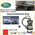 Vogue L405 2017 - Current Land Rover Pathfinder DOIP DIY KIT, image