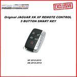 Original JAGUAR XK XF REMOTE CONTROL 5 BUTTON SMART KEY, image