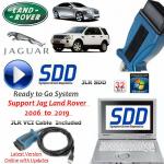 Jaguar Land Rover Diagnostics kit IDS SDD JLR + Cable + Laptop Deal, image