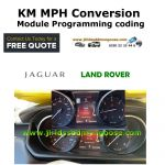 SDD Pathfinder KM to MPH Conversion Module Programming coding  & Training Services, image