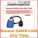 Renault CAN/K-line ECU Tool, image