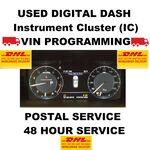 USED DIGITAL DASH Instrument Cluster (IC) Land Rover, Range Rover Programming VIN NUMBER MATCH POSTAL SERVICE, image