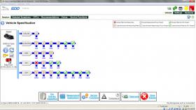 Mongoose JLR software sdd screenshot
