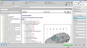 VAG Group Dealer Level Diagnostics Programming Laptop ODIS, image , 14 image