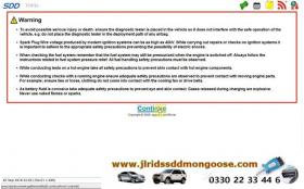 Genuine JLR DOIP VCI WIfi Bosch JLR DOIP Jaguar Land Rover Diagnostic Equipment, image , 19 image