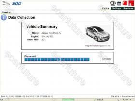 Vogue L322 2006 - 2012 Land Rover Symptom Driven Diagnostics SDD JLR Diy Kit, image , 7 image