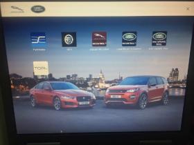 Non Original JLR DoiP VCI SDD Pathfinder Interface Plus Panasonic CF53 Laptop For Jaguar Land Rover From 2005 To 2019+, image , 3 image