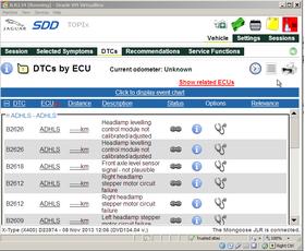 Jaguar Land Rover Diagnostics kit IDS SDD Win 7 JLR 138 Native + VCM Cable Autocom 2014 + Laptop Deal, image , 7 image