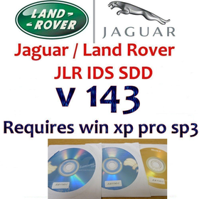 aguar / Land Rover IDS SDD software version 138 on USB Stick     Jaguar/Landrover Diagnostic Software     The JLR Jaguar / Landrover IDS SDD diagnostic software and calibration files come on a 16Gb USB drive and can only be installed on a computer or laptop running Windows XP Professional - the software will not install on any other operating system.    The sale does not include any interface cable e.g. Mongoose, VCM etc. which must be purchased separately. The make of USB drive may vary depending upon availability but will always be a 16Gb model.