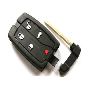 Smart key Keyless Entry Fob 5 BTN for LAND ROVER Freelander 2 LR2 433MHz