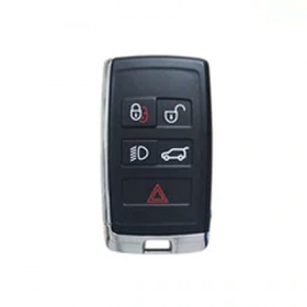 Aftermarket 5 Buttons Smart Card Remote Key For Land Rover Range Rover Sport Evoque Velar Discovery 5 Fob Key, image