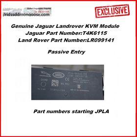Genuine Jaguar Landrover KVM Module (DOIP New Type) With Passive Entry JPLA-19H440-DE, image , 2 image