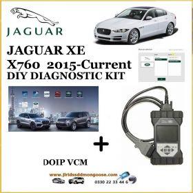 Jaguar XE X760 2015 -Current Diagnostics Pathfinder DOIP Tool, image