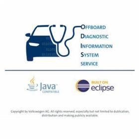 VAG Group Dealer Level Diagnostics Programming Laptop ODIS 6.2, image , 10 image