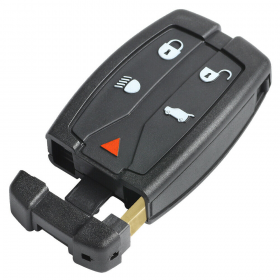 Smart key Keyless Entry Fob 5 BTN for LAND ROVER Freelander 2 LR2 433MHz without Logo, image 1