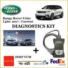 Velar L560 2017 - current Land Rover Range Rover Diagnostics Pathfinder DOIP diy kit, image