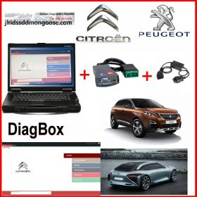 Diagbox v9.87 Peugeot Citroen Opel Workshop Diagnostics Programming  Tool, image , 2 image