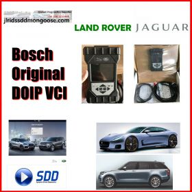 Genuine JLR DOIP VCI WIfi Bosch JLR DOIP Jaguar Land Rover Diagnostic Equipment, image