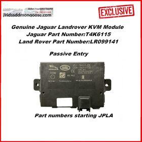 Genuine Jaguar Landrover KVM Module (DOIP New Type) With Passive Entry JPLA-19H440-DE, image