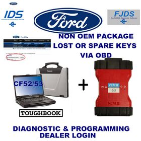Ford Dealer Login Account Ford IDS FDRS FJDS PATS Packages from 1996-2021+, image , 2 image