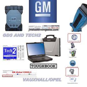 General Motors Factory Scan Tools MDI3 MDI 3 MDI MDI II Original GM BOSCH INTERFACE for GM OPEL VAUXHALL BUICK CHEVROLET, image