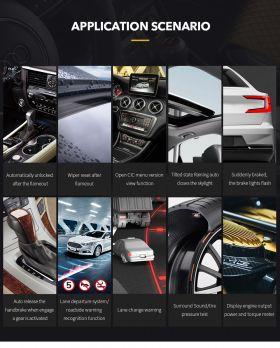 Genuine JLR DOIP VCI WIfi Bosch JLR DOIP Jaguar Land Rover Diagnostic Equipment, image , 23 image