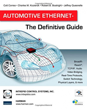 IP and Ethernet in Motor Vehicles PDF FRee Download, image
