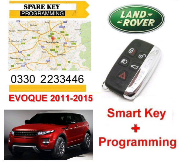 Land_Rover_Evoque_Replacement_Smart_Key_&_Programming