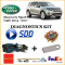 Discovery Sport 2014 - 2017 Land Rover Symptom Driven Diagnostics SDD JLR Diy Kit, image