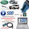 Jaguar Land Rover Diagnostics kit IDS SDD JLR + Cable + Laptop Deal, image