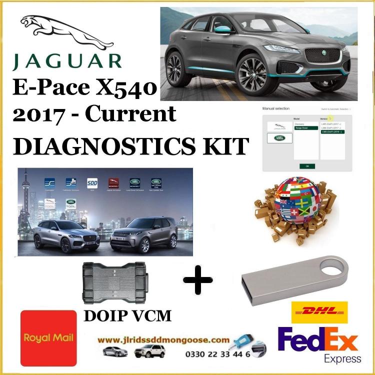 X540 E-Pace